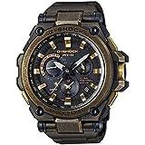 Casio Armbanduhr (Digitaluhr GPS Welt 500Limited Edition MT Armbanduhr mtg-g1000bs-1a