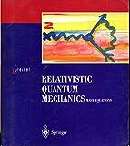 RELATIVISTIC QUANTUM MECHANICS. Wave Equations. - 01/01/1995