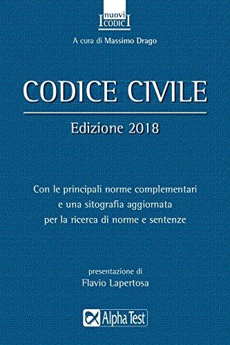 Codice civile 2018