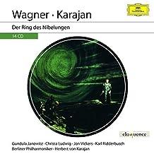 Wagner:der Ring des Nibelungen [Import anglais]