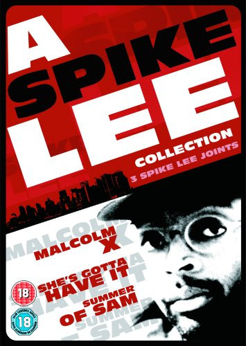 Spike Lee Collection - Malcolm X/She's Gotta Have It/Summer Of Sam