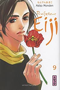 Professeur Eiji Edition simple Tome 9