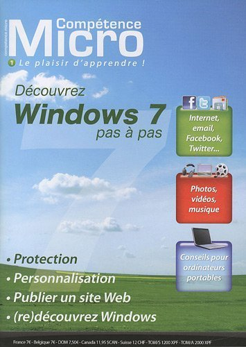 Windows 7 de David BOSMAN (2010) Broch