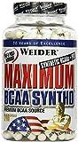 Weider Maximum BCAA Syntho + PTK, Neutral, 1er Pack (1 x 210 g)