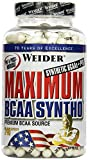Muskelaufbaumittel - Weider Maximum BCAA Syntho + PTK, Neutral, 1er Pack (1 x 240 g)