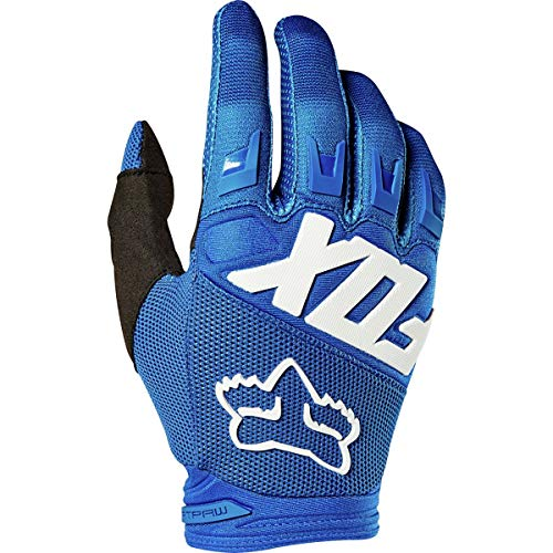 Fox Gloves Dirtpaw Blue S