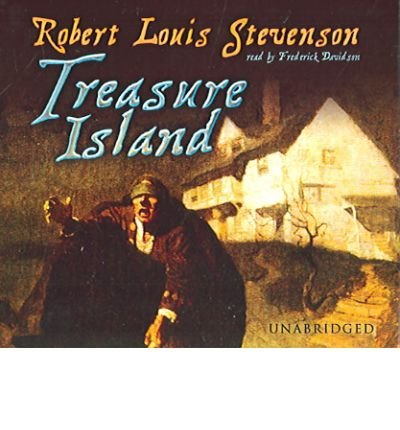 Treasure Island [ TREASURE ISLAND ] by Stevenson, Robert Louis (Author ) on Mar-01-2005 Compact Disc