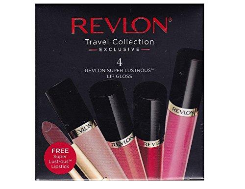 REVLON TRAVEL COLLECTION 4 SUPER LUSTROUS BRILLO DE