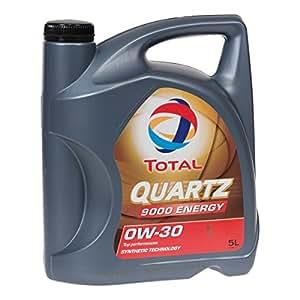 total quartz energy 9000 0w30 0w 30 olio motore. Black Bedroom Furniture Sets. Home Design Ideas
