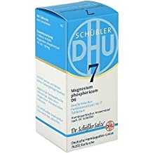 DHU Schüßler 7 Magnesium phosphoricum D6 Tabletten, 200 St.