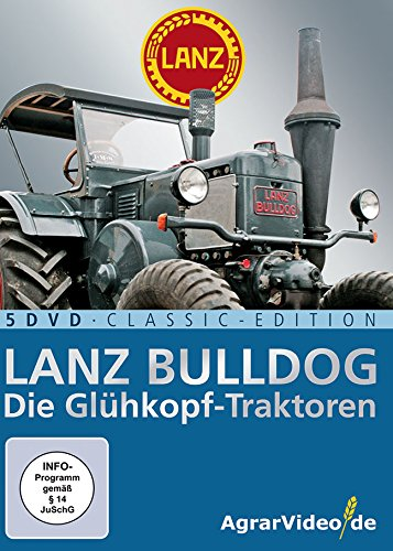 Preisvergleich Produktbild Lanz Bulldog [5 DVDs]