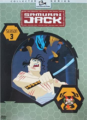 Samurai Jack: Season 3 [Import USA Zone 1]