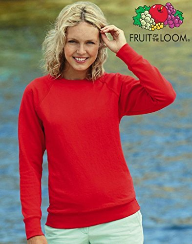 w-shirt - Sweat-shirt - Femme Rouge