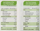 Vit-almen Bebida de Almendra Ecológica, con Jarabe de Agave, Paquete de 6x1L