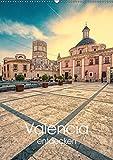 Valencia entdecken (Wandkalender 2018 DIN A2 hoch): Begeben Sie sich auf Entdeckungsreise durch Valencia (Monatskalender, 14 Seiten ) (CALVENDO Orte) [Kalender] [Apr 07, 2017] Photography, Hessbeck - Hessbeck Photography