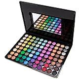 Accessotech - Palette de maquillage professionnelle 88 couleurs de fards à paupières