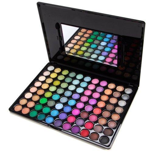 88 Matt Farbe Lidschatten Palette eyeshadow von Fraeulein38elegant Verpackung Makeup Set fuer Alltag -