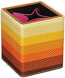 Orange Sherbet : SHANY 2-in-1 Water-Resistant Makeup Brush Holder with Removable Cosmetics Organizer Insert, Orange Sherbet, 0.53 Pound