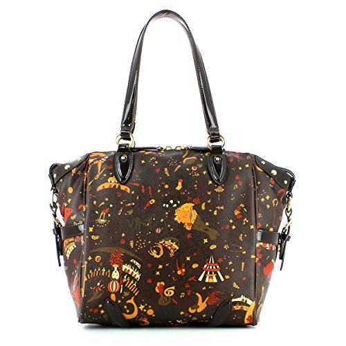 Sac femme Julie Tote Magic Circus Soft Brun