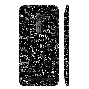 Asus ZenFone 2 Laser-500 Einstein'S Energy designer mobile hard shell case by Enthopia