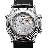 Blancpain 2041–1542M-53B Wrist Watch–Black