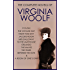THE COMPLETE VIRGINIA WOOLF NOVELS COLLECTION (illustrated)