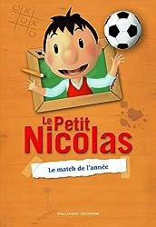 Le Petit Nicolas, 2:Le match de l'année