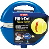 Tourna Fill & Drill Tennis Trainer, One Size/Multi