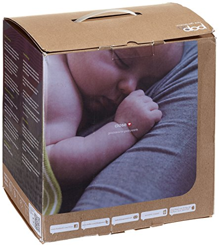Close Pop-in 328100 Stoffwindeln - Große Box Bamboo Pastel -