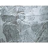 Fototapete Ägypten Pharao Vlies Wand Tapete Wohnzimmer Schlafzimmer Büro Flur Dekoration Wandbilder XXL Moderne Wanddeko - 100% MADE IN GERMANY - Runa Tapeten 9136010b
