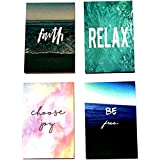 MACRO Relax Magnetic Bookmark -Set of 4