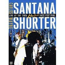 Santana & Wayne Shorter Band - Live In Montreux