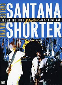Carlos Santana & Wayne Shorter Band - Live in Montreux [inclus 2 CD] [(+2CD)]
