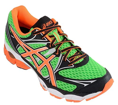 Asics Gel-Pulse 6 Men?s Running Shoes Flash Green/Orange T4A3N 8530