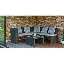 suchergebnis auf f r rattan eckbank. Black Bedroom Furniture Sets. Home Design Ideas