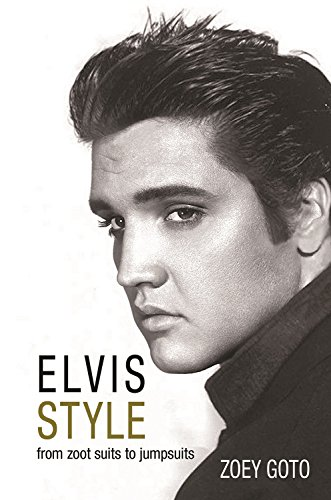 Fashion Zoot Suit (Elvis Style: From Zoot Suits to Jumpsuits (English Edition))
