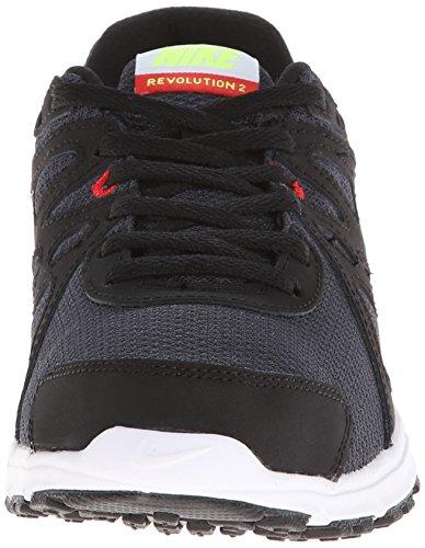 Chaussure Nike Revolution 2 Gs Negro Rojo Anthracite