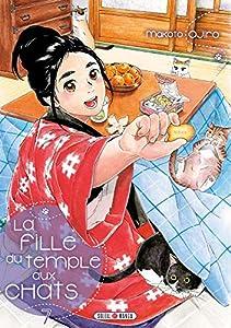 La Fille du Temple aux Chats Edition simple Tome 7