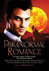 The Mammoth Book of Paranormal Romance (Mammoth Books)