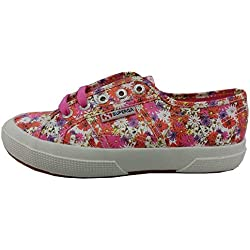 Le Superga - 2750-fantasy Cotu - Flowers Rubbit - 39