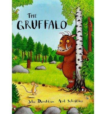 TheGruffalo by Donaldson, Julia ( Author ) ON Mar-23-1999, Hardback -