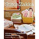 Stitch Zakka: 22 Projects to Sew & Embellish 25 Embroidery Stitches