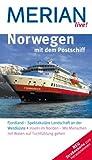 MERIAN live! Reiseführer Norwegen mit dem Postschiff