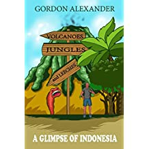 Volcanoes, Jungles and Leeches: A Glimpse of Indonesia (English Edition)