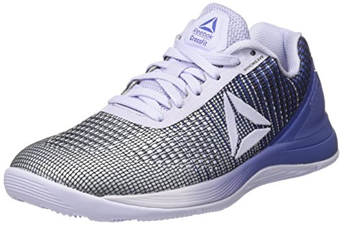 Reebok R Crossfit Nano 7.0, Chaussures de Fitness Femme, Vert (Bottle Green/Black/White/Silver), 38.5 EU