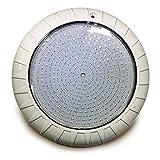 Tunez Resina riempito LED piscina luce subacquea spa 35W IP68RGB 7colori con montaggio a superficie piana a bassa tensione 12V AC, 1.5meter di cavo con telecomando