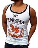 SINGHA Beer, Shirt (Tank Top/Singlet), Größe XXL