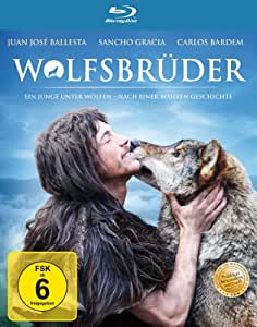 Wolfsbrüder - Ein Junge unter Wölfen [Blu-ray]