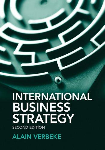 PDF Gratis International Business Strategy
