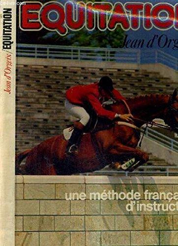 L'équitation 2: angles et rythmes